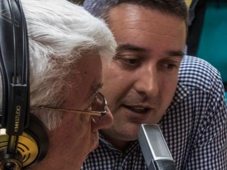 Fernando Velasco y Celso Roces